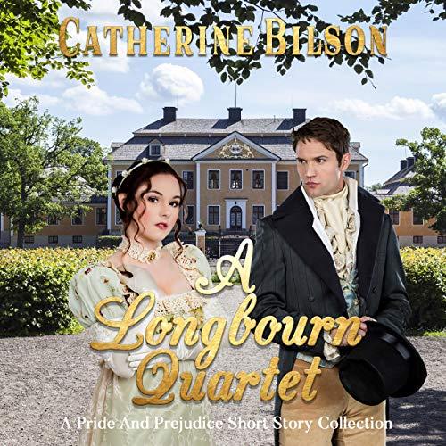 A Longbourn Quartet audiobook cover art