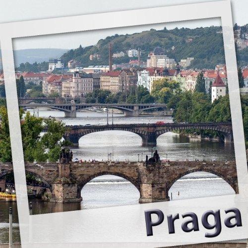 Audioguida Praga Titelbild
