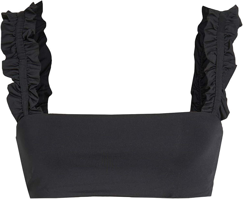WeWoreWhat Women's Como Bikini Top