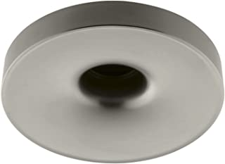 KOHLER K-922-BN Laminar Wall or Ceiling Mount Bath Filler, Vibrant Brushed Nickel