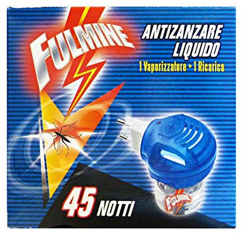 Elettroemanatore con Spina, 1 Ricarica Liquida