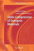 Static Compression of Energetic Materials