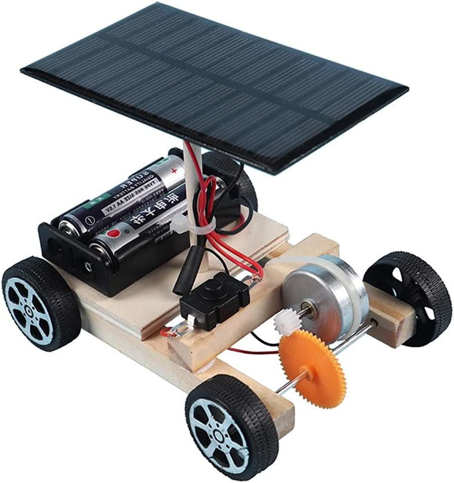 Assemble Solar Car Raleigh Mall Creative Inventions Children of Ability Motor Ranking TOP3
