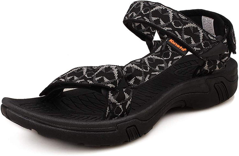 Kunsto Men's Sport Outdoor Sandal