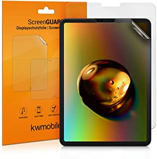 "kwmobile 2X Pellicola Protettiva Compatibile con Tablet Apple iPad PRO 11"" (2018) / iPad Air 4 (2020) - Superficie Opaca a..."