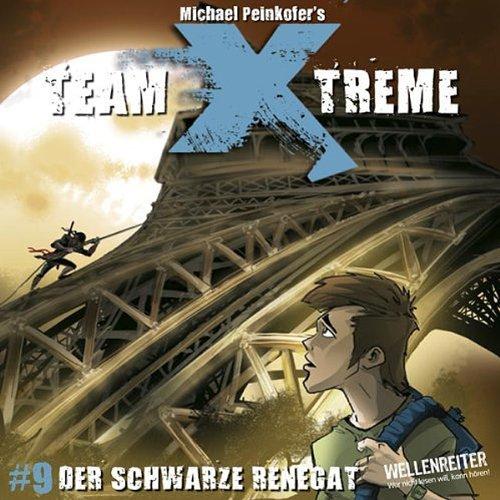 Der schwarze Renegat (Team X-Treme 9) Titelbild
