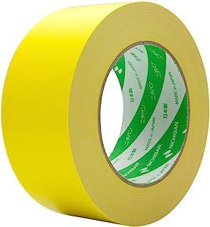 ニチバン 着色クラフトテープ 50mm×50m巻 305C2-50 黄