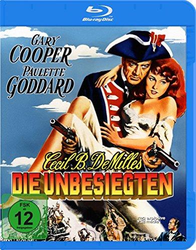 Die Unbesiegten (Unconquered) [Blu-ray]