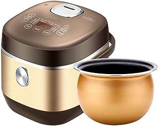 Rijstkoker met inductieverwarmer en keramische kom, 7stage kokenprogramma, 10 Multicooker-functies, LED-display (4 liter),...