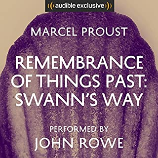 Remembrance of Things Past cover art