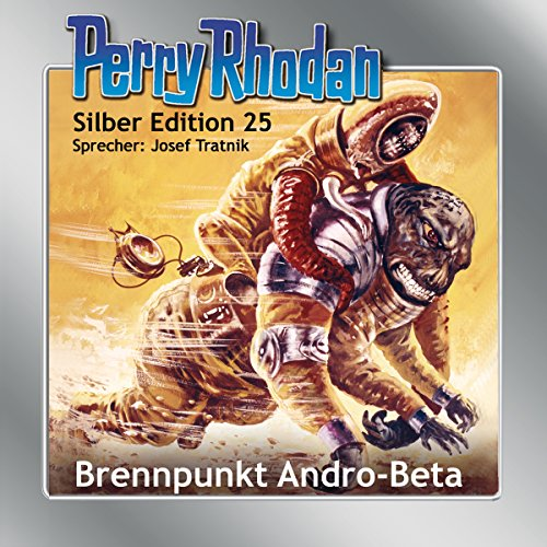 Brennpunkt Andro-Beta audiobook cover art