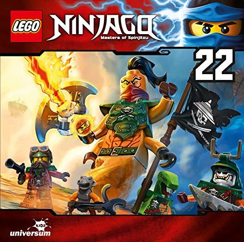 Ninjago - Hörspiel, Vol.22