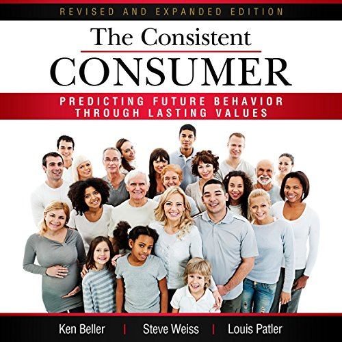 The Consistent Consumer Revised and Expanded audiobook cover art