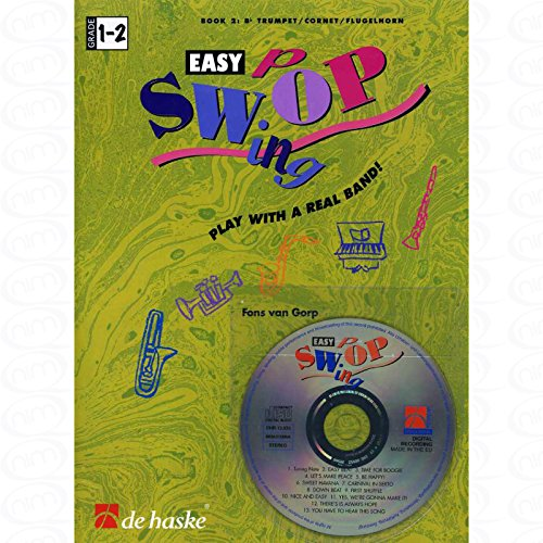 EASY SWOP BD 2 - arrangiert für Trompete - (Flügelhorn) - mit CD [Noten/Sheetmusic] Komponist : GORP FONS VAN