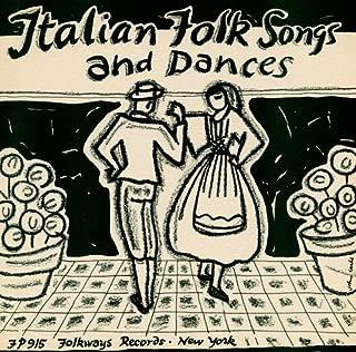 Italian Folk Songs / Various