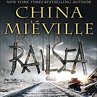 Railsea audiobook cover art