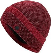 Clearance DEATU Hat Women Men Warm Baggy Weave Crochet Unisex Winter Knit Ski Beanie Skull Caps Hat Hot Sale