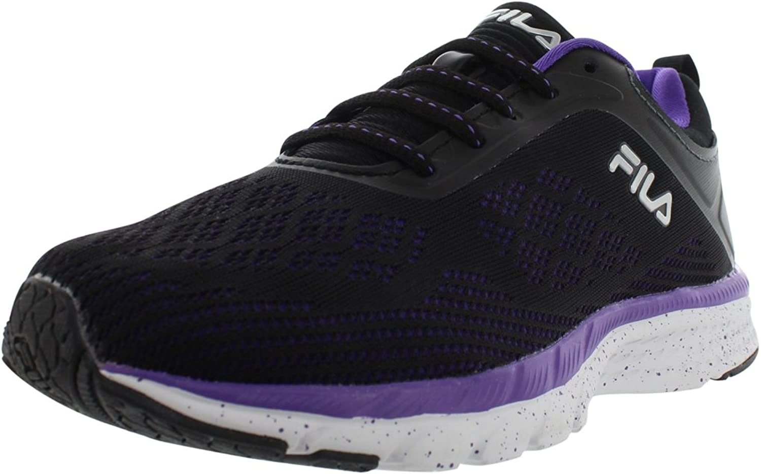 Fila Womens Memory Foam Outreach Athletic shoes