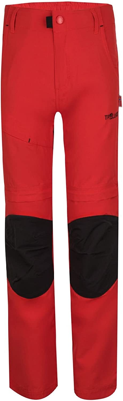 Trollkids Pantalones de Trekking para Ni/ños Hammerfest Slim Fit
