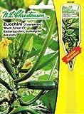 Black Forest F1 - Zucchini (porzione con etichetta inclusa)