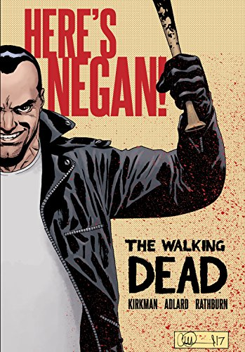 The Walking Dead: Here's Negan! (English Edition)