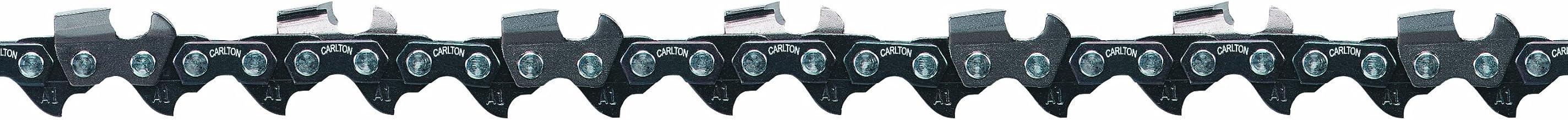 Carlton A1LM-060G 50-Gauge Chisel Chain, Loop, 3/8-Inch
