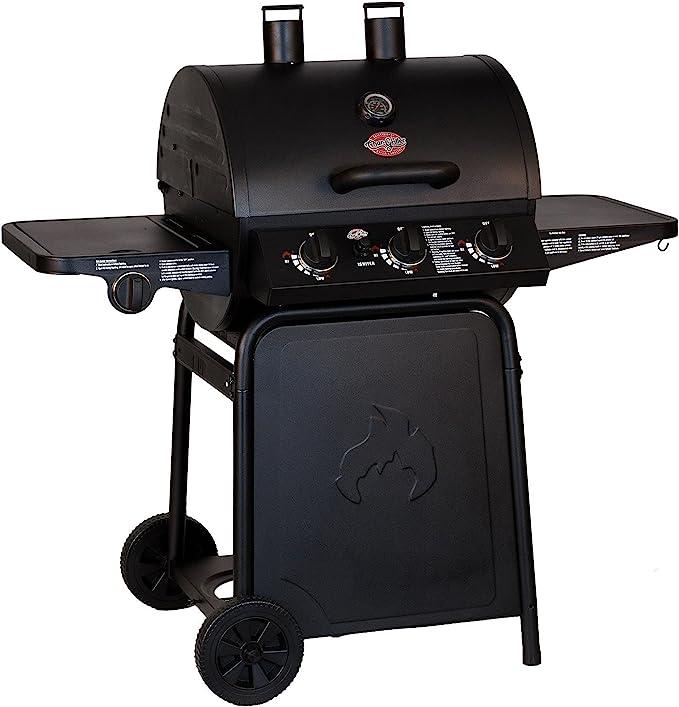 Char-Griller E3001 Grillin' Pro Gas Grill - Best Sleek Design