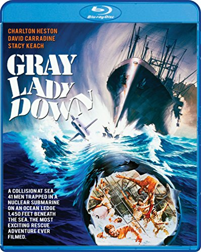 Gray Lady Down [Blu-ray]