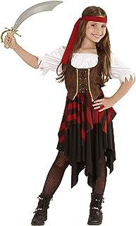 WIDMANN Disfraz 05598?Disfraz para ninos Pirata
