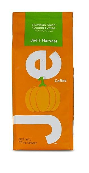 Joe's Harvest, Pumpkin Spice Flavored Coffee