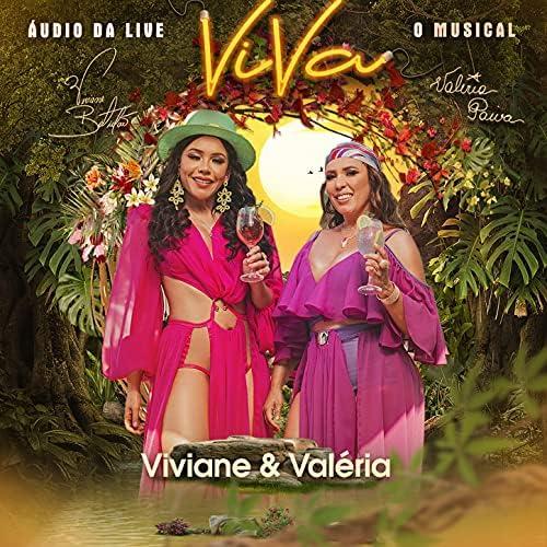Valéria Paiva & Viviane Batidão
