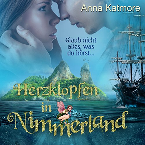 Herzklopfen in Nimmerland audiobook cover art