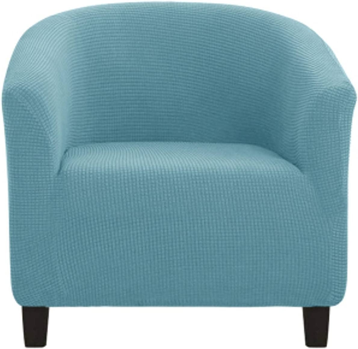 100% quality warranty Club Chair Slipcover Stretch Armchair Washable T Spandex Covers Lowest price challenge
