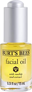 Burts Bees Complete Nourishment Facial Oil for Women - 0.51 oz Oil