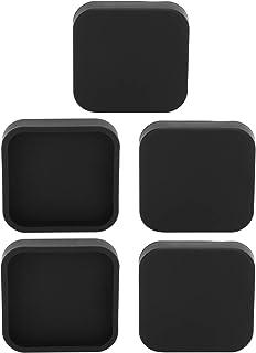 zhuolong 5 szt. silikonowa osłona obiektywu osłona aparatu pasuje do Gopro Hero 9 akcesoriów