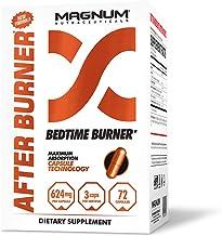 Magnum Nutraceuticals - After Burner - Stimulant Free - Nighttime Fat Burner - Weight Loss Supplement