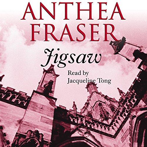 Jigsaw audiobook cover art