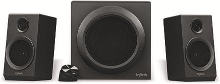 Logitech Z333 Multimedia Speaker EU 2.1, 40W, PC, 3.5MM, RCA, 980-001202 (2.1, 40W, PC, 3.5MM, RCA) - Trova i prezzi più bassi