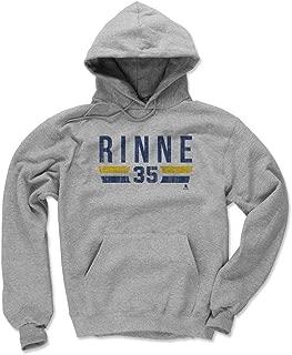 500 LEVEL Pekka Rinne Nashville Hockey Sweatshirt - Pekka Rinne Font