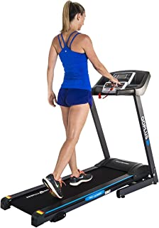 GOPLUS Folding Treadmill Electric Support Motorized Power Running Fitness Jogging Incline Machine