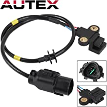 cciyu Crankshaft Position Sensor Fits 2003 2004 2005 2006 Kia Sorento Replace 3931039800 3931839800 Sensor
