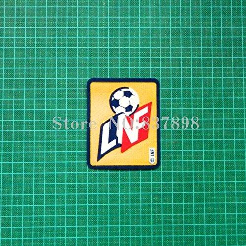 Astonish LFP - Parche de Liga Francesa para fútbol Profesional, 4 Unidades