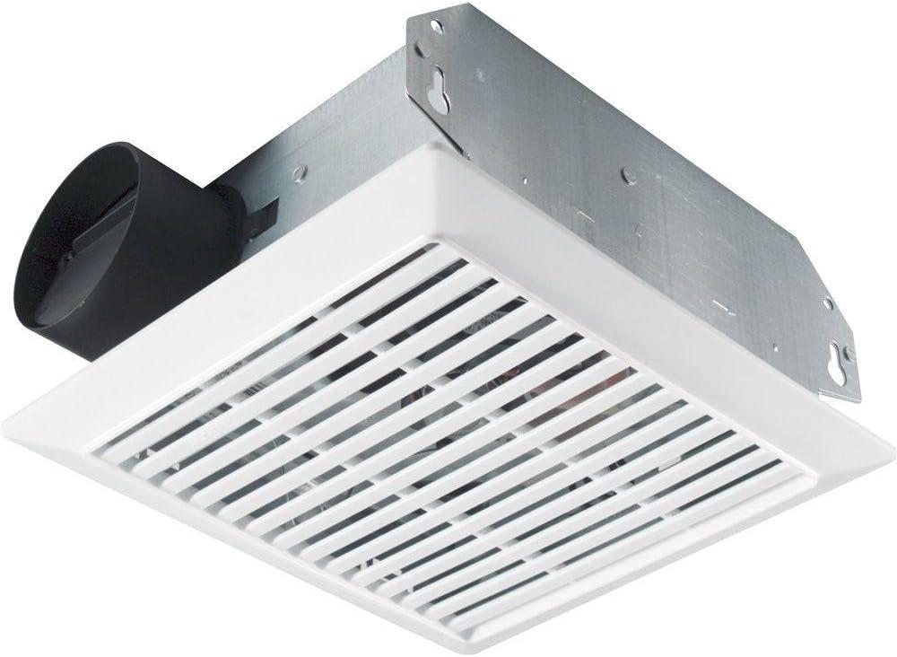 Nutone 695 70 Cfm Wall Ceiling Mount Exhaust Bath Fan Bathroom Exhaust Fan Amazon Com