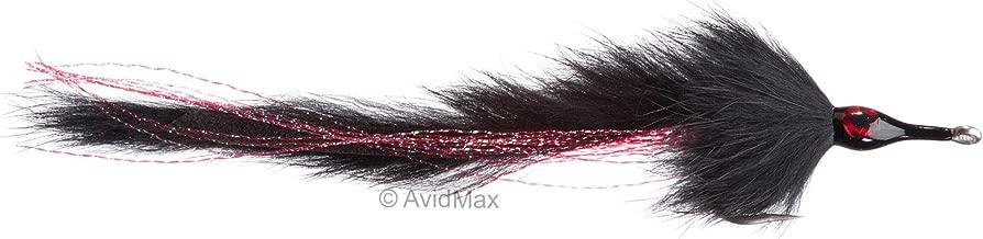 Umpqua Barry's Pike Fly Black Size 3/0 Multi-Packs