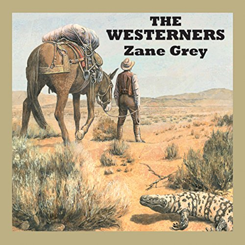 The Westerners audiobook cover art