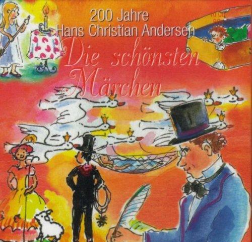 Hans Christian Andersen : Die schönsten Märchen - 10 CD Box