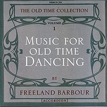 Music for Old Time Dancing, Vol. 1