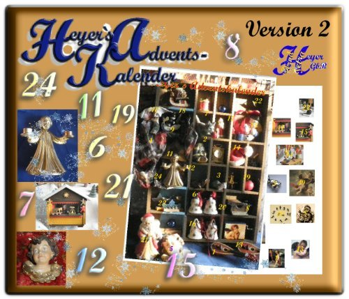 Heyers Adventskalender
