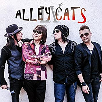 Alley Cats LV - EP
