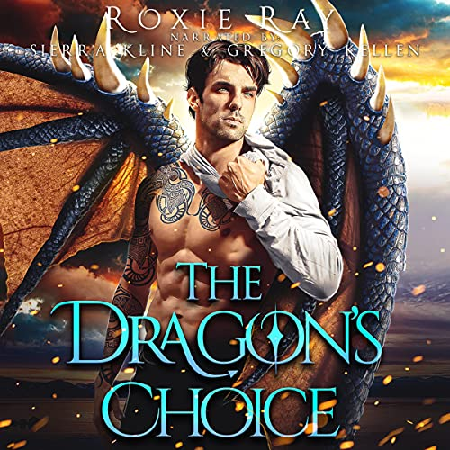 The Dragon's Choice: A Dragon Shifter Romance (Bluewater Dragons, Book 3)